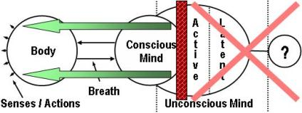 Yoga Meditation: Conscious Mind